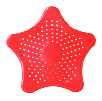 Star Silicone Sink Strainer Stopper