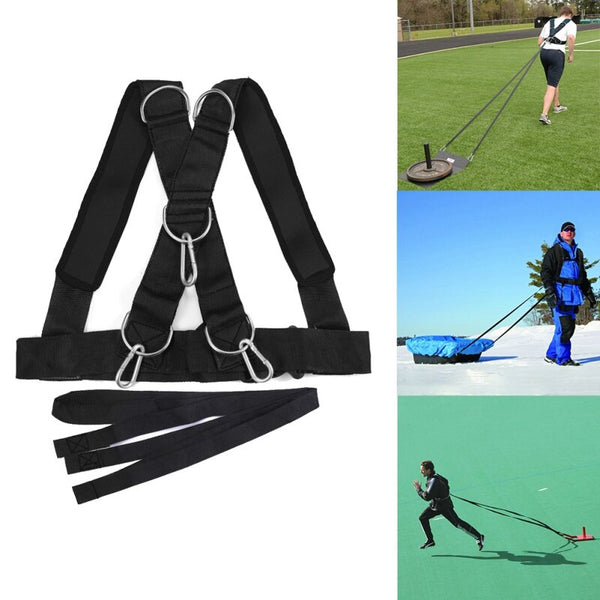 Speed Running Shoulder Training Straps