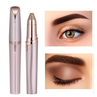 Portable Eye Brow Trimmer