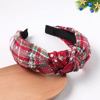 1PC Hair Bands For Women Christmas Gift Bow Knot