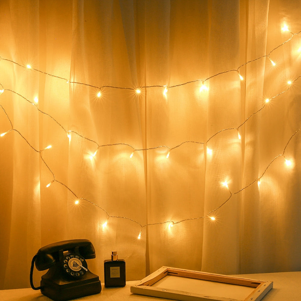 LED Christmas USB String Lights