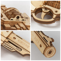 Gun Building Blocks DIY