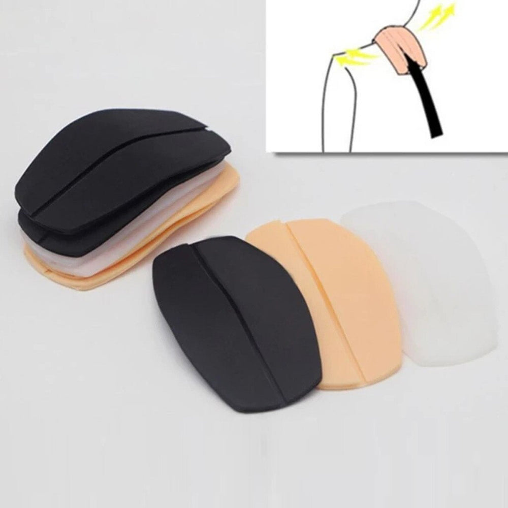 2 Pcs Silicone Bra Strap Holders