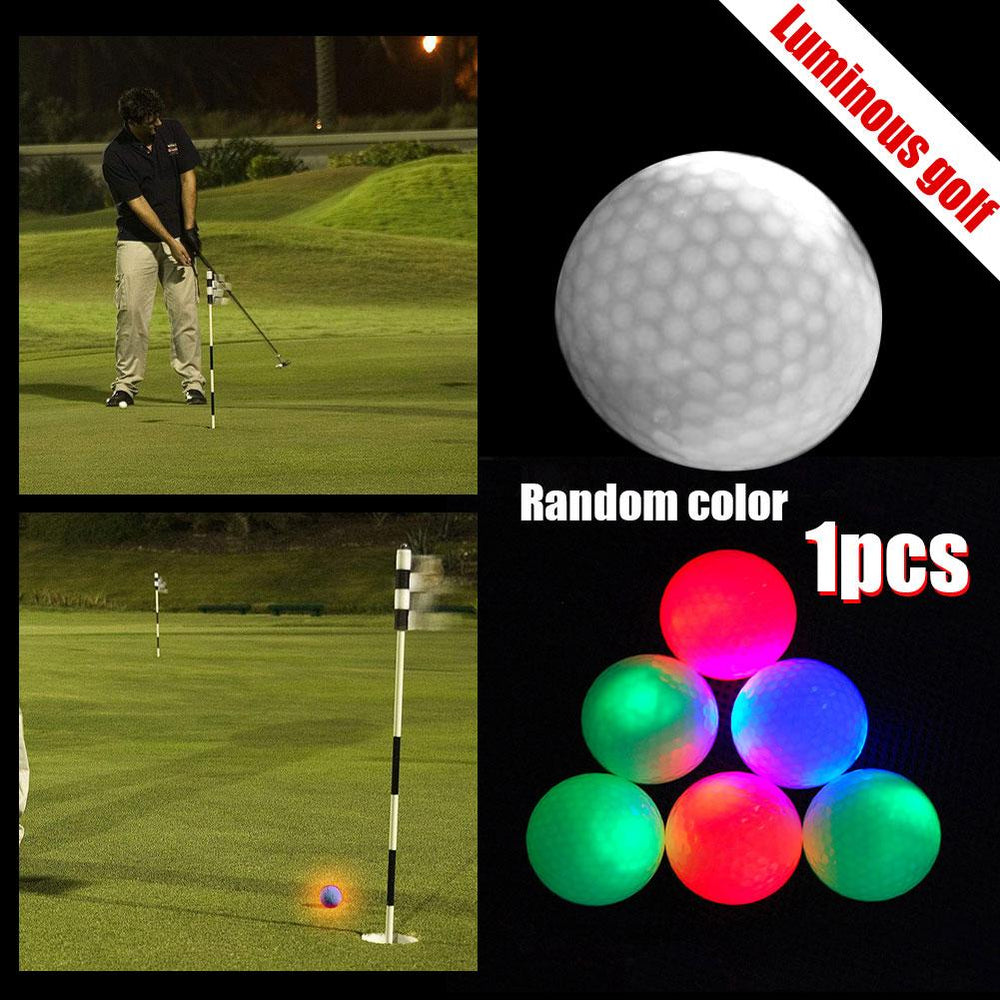 LED Golf Ball