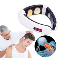 Back and Neck Pulse Massager
