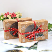 Portable Christmas Party Gift Box