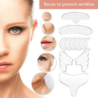 Silicone Wrinkle Removal Sticker