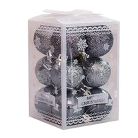 Elegant Christmas Tree Hanging Decoration Ball