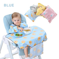 Integrated Toddler Eating Pad