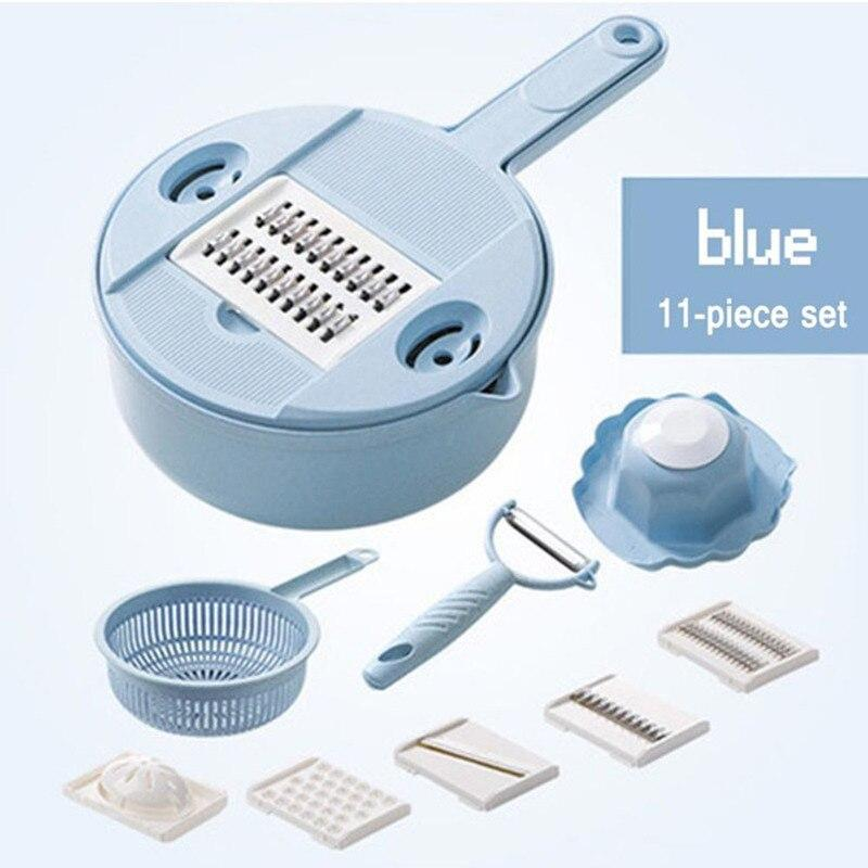 Multi-function food chopper