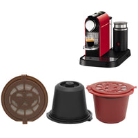 3pcs Refillable Coffee Capsule