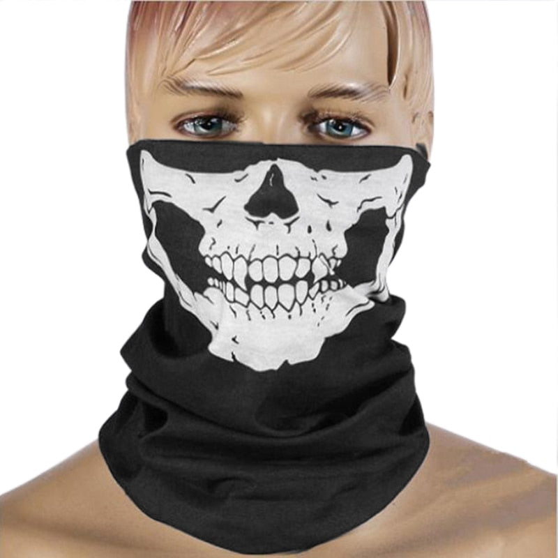Motorcycle Face Cover
