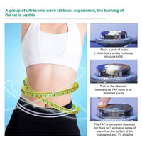 3 in 1 Ultrasonic Body Slimming Device
