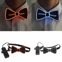 LED Light Bowtie