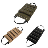 Large Wrenches Roll Bag Organizer