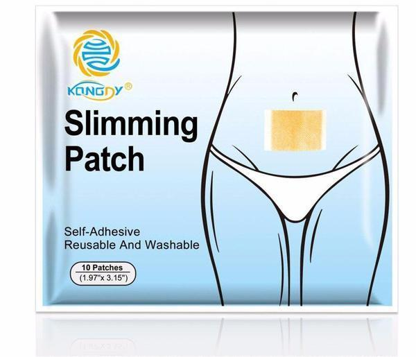 Slimmimg Patches - 10 pieces