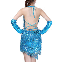 3 Pcs / Set Ballroom Dance Costume