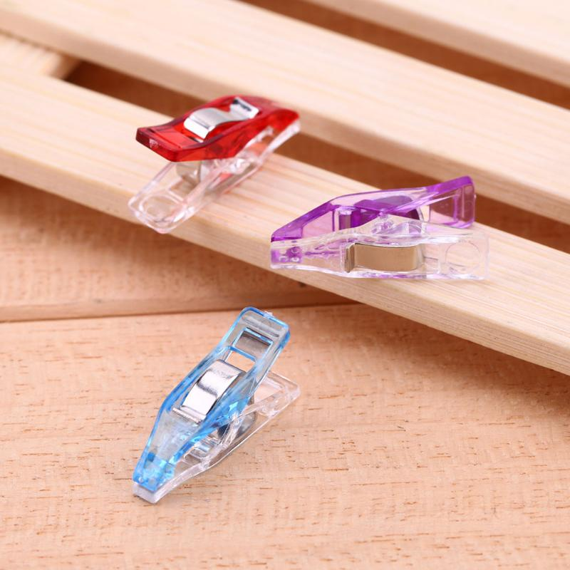 Fabric Plastic Clips