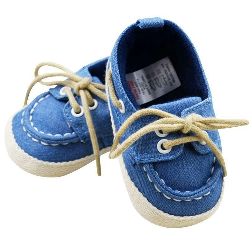 Soft Crib Shoes