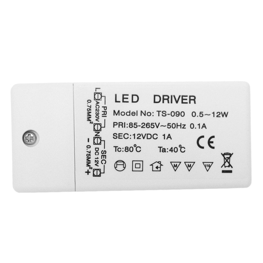 LED Driver Power Supply Adapter