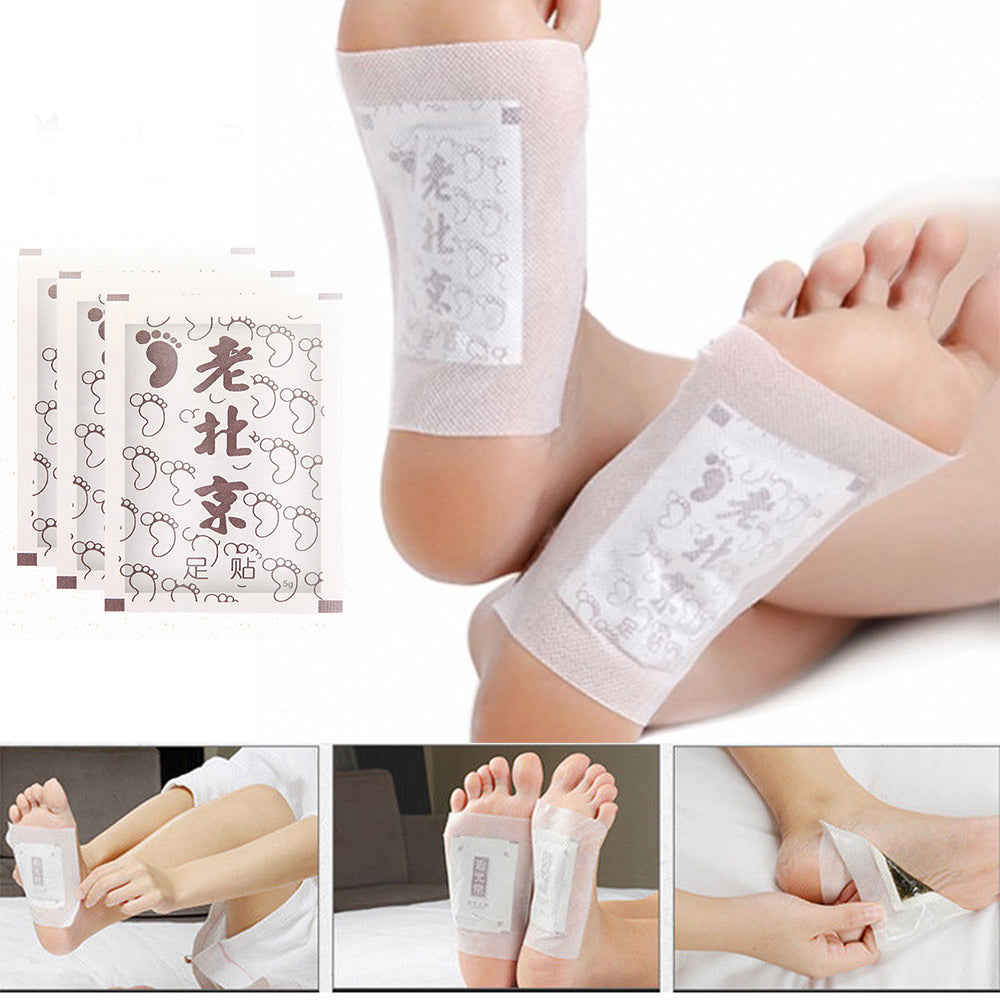 10pcs Slimming Foot Patches