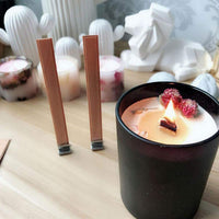 100Pcs Natural Wood Candle Wicks