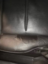 Self-adhesive Leather Fabric