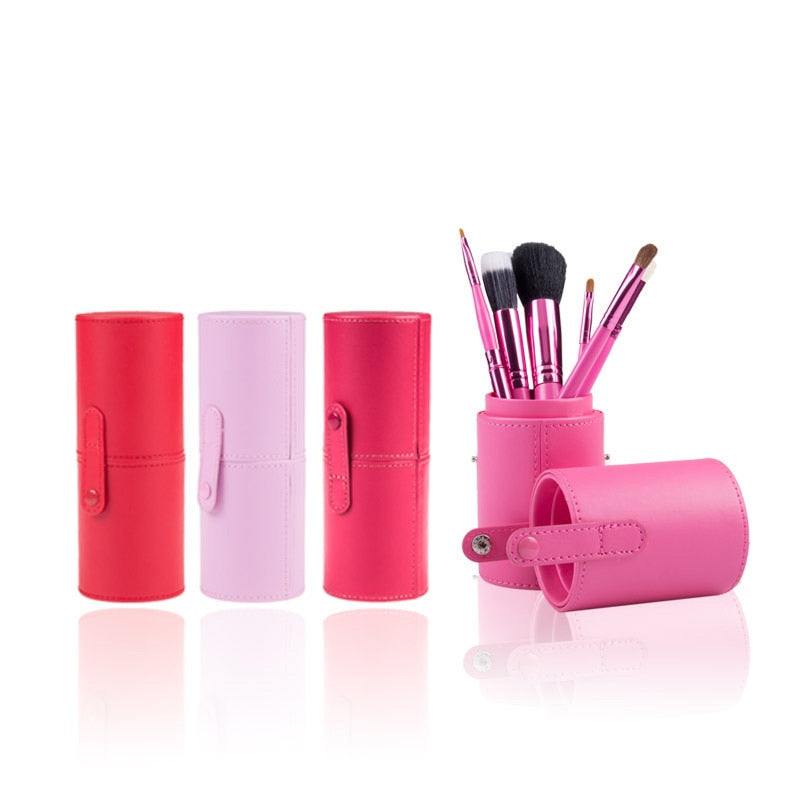 Makeup Brush Cup Holder