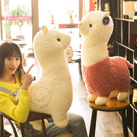 Alpaca Plush Toy