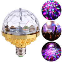 Rotating Disco Party Bulb