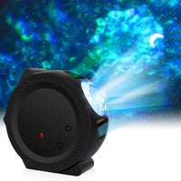 Christmas LED Star Projector Night Light Stary Sky