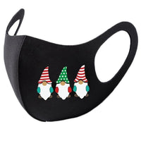 8pcs Reusable Christmas Party Mask
