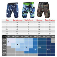 Compression Shorts Men