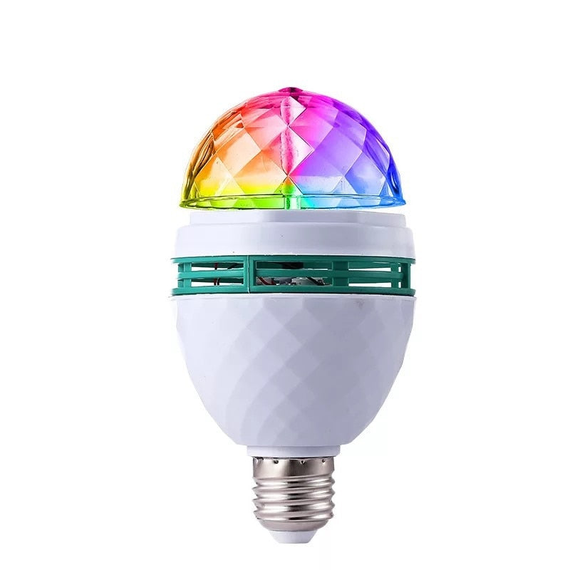 Christmas LED Disco Portable Mini Light Bulb