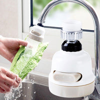 3 Modes Water Spray Head