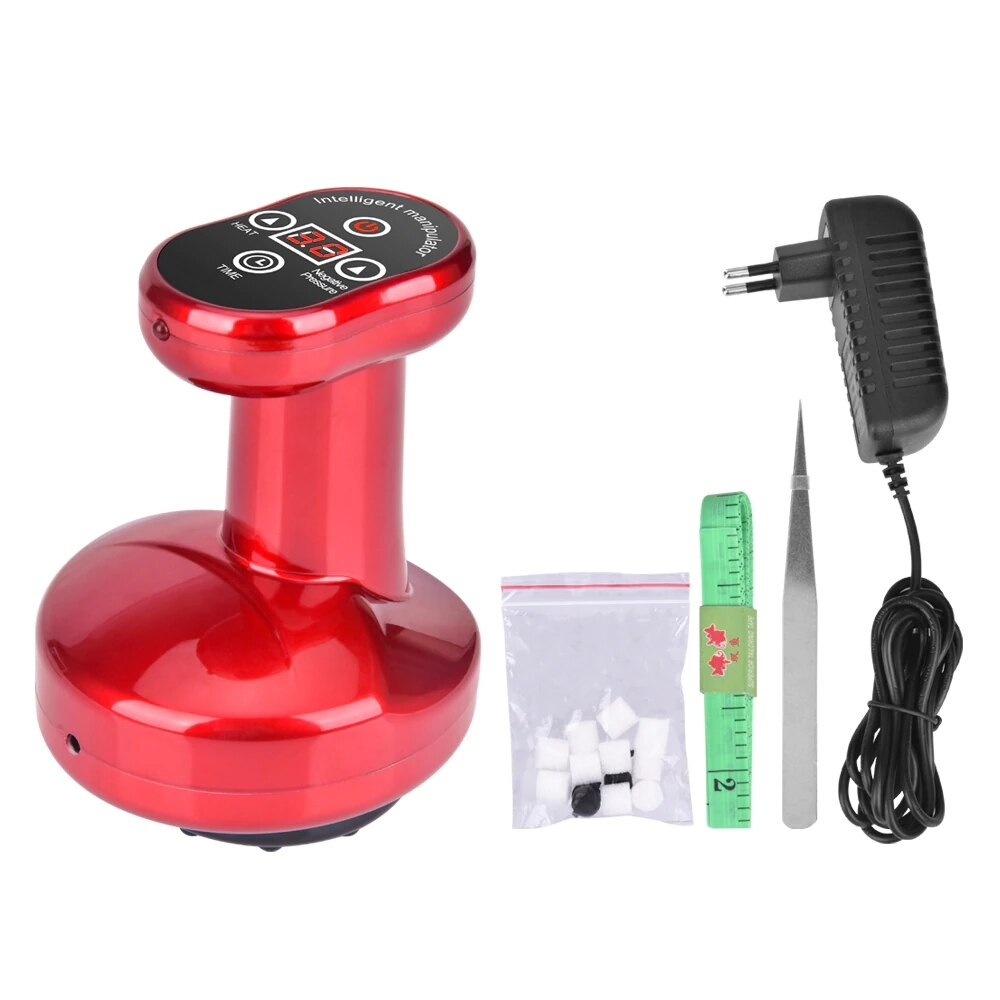 Electric Scraping Cupping Machine