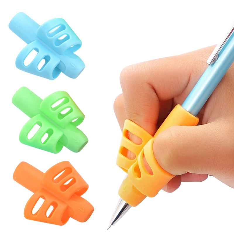 3pcs Children Pencil  Holder