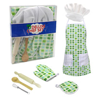 Kids Cooking And Baking Kit Set