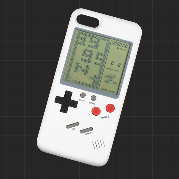ButtonBoy - iPhone Retro Gaming Case