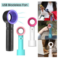 Rechargeable Blade Less Mini Air Cooler