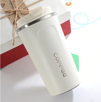 The Leak Proof Stainless Steel Travel Mug