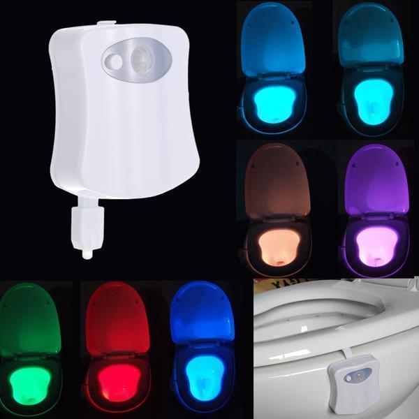 Glo - Motion-Activated Toilet Bowl Nightlight