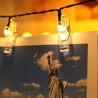 Photo String Lights