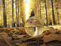 Crystal Ball Lens Photography Sphere