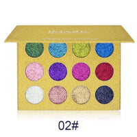 Luxury Glitter Palette