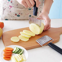 Cumis - Crinkle Cut Slicing Tool