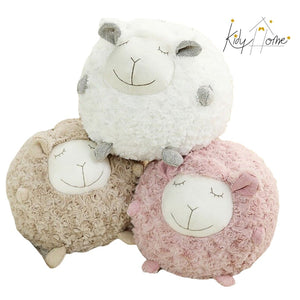 Peluches / pouf moutons - kidyhome