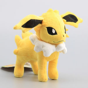 Peluches Pokemon évolutions d'evoli - kidyhome
