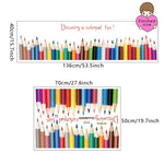 Stickers crayons de couleurs - kidyhome