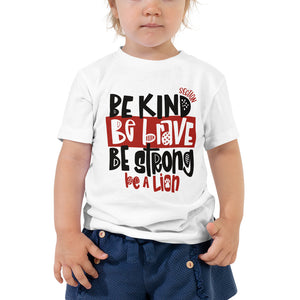 Be a Lion Toddler Tee